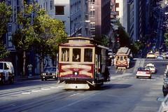 Muni #60 (Jim Strain) Tags: jmstrain cablecar muni sanfrancisco california railway streetcar railroad