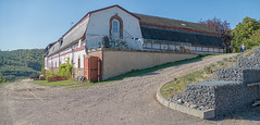 Schloss Saarstein winery, Germany (Gösta Knochenhauer) Tags: 2018 september panasonic lumix fz1000 dmcfz1000 schloss castle saarstein trier winery germany deutschland building p9160693nik p9160693 nik tyskland