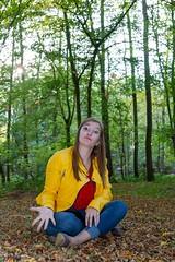 IMG_9454 (fab spotter) Tags: younggirl portrait forest levitation brenizer extérieur lumièrenaturelle