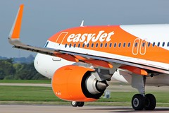 G-UZHH (AnDyMHoLdEn) Tags: easyjet a320 neo egcc airport manchester manchesterairport 23l