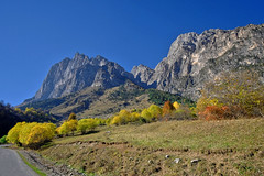 Dzheirah gorge. Ingushetia, Russia (varfolomeev) Tags: 2018 россия горы russia mountains fujifilmxt10 samyang12mm