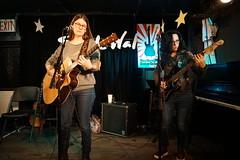 DSC04605 (NYC Guitar School) Tags: nyc guitar school student showcase nycgs plasticarmygirl music performance recital 102118 october 2018 line open mic sidewalk cafe new york city