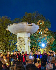 2018.10.25 Vigil for Matthew Shepard, Washington, DC USA 06899