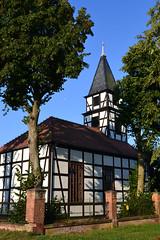 One of many rustic churches of West Pomerania (sadat81) Tags: poland polonia polska summer time travel best travelling sadat sadatyzm magiczny