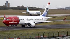 LNBKA3 (fakocka84) Tags: lisztferencairport lhbp norwegian boeing737max8
