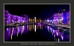 2018-10-Sete-1528w (BELHASSEN Gerard) Tags: sete nuit 2018 herault languedoc france eau mer sea canal belhassen gerard mathilde kelyan david jeremy google yahoo orange boat pont bridge
