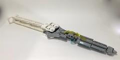 Shiptember 18 Day 6 (1brick) Tags: shiptember2018 legospaceship legospace