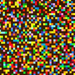 Spectrum Colors Arranged by Chance (Thomas Hawk) Tags: america california ellsworthkelly museum sfmoma sanfrancisco sanfranciscomuseumofmodernart spectrumcolorsarrangedbychance usa unitedstates unitedstatesofamerica artmuseum painting us fav10
