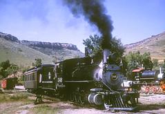 D&RGW 2-8-0 C-19 346 (Chuck Zeiler) Tags: drgw 280 c19 346 railroad baldwin steam locomotive golden train chuckzeiler chz