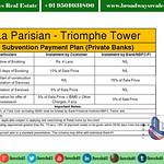 ambika-la-parisian-tromphe-tower-subvention-payment-plan