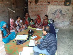 Need Assessment Study in Bihar, Haryana, Madhya Pradesh and Uttar Pradesh