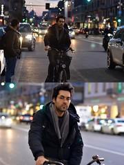 [La Mia Città][Pedala] (Urca) Tags: milano italia 2018 bicicletta pedalare ciclista ritrattostradale portrait dittico bike bicycle nikondigitale scéta 115920