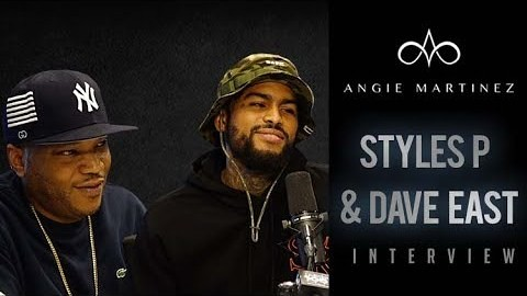 Dave East Styles P fan photo