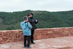 Salida a Cella, Albarracín y Castillo de Peracense con el Grupo Pixel (ferezma) Tags: gloria peracense teruel españa esp