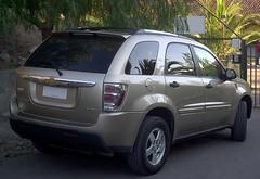 Chevrolet Equinox LS AWD 2006 (RL GNZLZ) Tags: chevrolet equinoxls awd 2006 v6 4x4