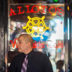 Alioto's (Thomas Hawk) Tags: aliotos america bayarea california fishermanswharf sf sfbayarea sanfrancisco usa unitedstates unitedstatesofamerica westcoast neon restaurant fav10