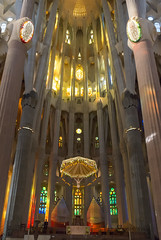 Basilica de la Sagrada Familia © (Rodolfo Quinio) Tags: elaltardelasagradafamilia sagradafamilia antonigaudí nikond800 nikonafs2470mmf28ged barcelona catalonia españa basílicadelasagradafamilia altar basilica church 134