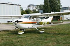 SP-KIE R Cessna F172N (SPRedSteve) Tags: spkie cessna 172 172n bemowo