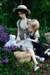 DSC_4900 (peregrina_tyss) Tags: bjd cat dollstown elf dim dollinmind annabeth iplehouse angela kid