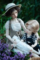 DSC_4935 (peregrina_tyss) Tags: bjd cat dollstown elf dim dollinmind annabeth iplehouse angela kid