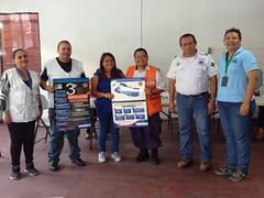 Taller de primeros auxilio en Mejicanos - SS - 04Oct18 c