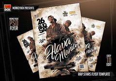 Rap Stars Flyer Template (AndyDreamm) Tags: album artist black box city club dj friday fridays graffiti grunge hiphop money monkeybox music night party rap rapflyer rapper speakers street streets underground urban whisky white