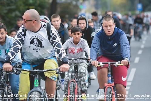 Velika vožnja bicikala