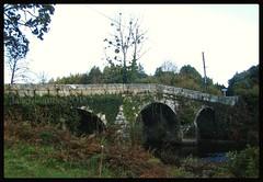 Pont Ar Gorret. Bretagne (Jane L Edwards) Tags: stonebridge bretagne romanbridge bridge