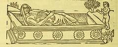 This image is taken from Page 60 of La grande danse macabre des hommes et des femmes : précédée du dict des trois mors et dfs [!] trois vifz, du Débat du corps et de l'ame, et de La complaincte de l'ame damp (Medical Heritage Library, Inc.) Tags: dance death wellcomelibrary ukmhl medicalheritagelibrary europeanlibraries date1862 idb24877402