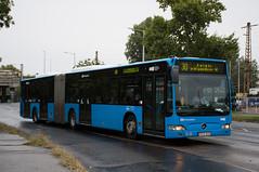 Mercedes-Benz Citaro G II (PDZ-832) (Aron Sonfalvi) Tags: mercedes mercedesbus mercedescitaro citarog citarogii bkv bkvbus budapestbus vehicle bus articulatedbus transportation autotrolejrijeka