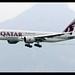 B777-FDZ | Qatar Cargo | A7-BFO | HKG