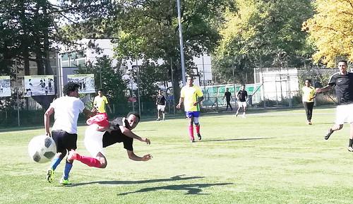 FC Riggisberg vs. FC Selam