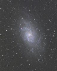 M33 (yoshimpc) Tags: triangulum galaxy m33 さんかく座銀河 銀河