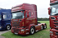Parker Transport (SW) Ltd Scania R520 Topline D14 KTP (5asideHero) Tags: truckfest south west 2018 parker transport sw ltd scania r520 topline d14ktp