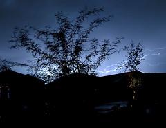 Late Season Thunderstorm (northern_nights) Tags: lightning storm thunderstorm vail arizona postmonsoon