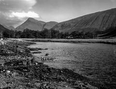 Glen Etive (Chris ]-[) Tags: fctrip lochetive large format ilford delta scotland highlands