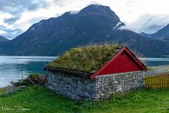 Oppstryn - Norway (Melvin Debono) Tags: oppstryn is village stryn municipality sogn og fjordanecounty norway the located southern shore large lake oppstrynsvatnet it about 15 kilometres 93 mi from ospeli 4 25 south flo across mountain skåla lies just southwest inside jostedalsbreen national park