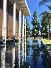 Ambassador Auditorium, Pasadena (MJGhajar) Tags: ambassador auditorium pasadena reflection symphony
