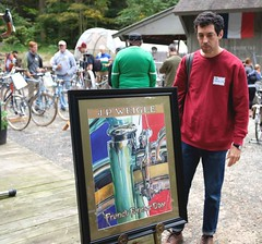 FFD 2018 (Shu-Sin) Tags: ffd 2018 ffd18 18 french fender day ct lyme jpw peter weigle bicycle bike velo ancien old vintage randonneur randonneuse touring 650b event gathering poster flag