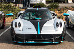 Recent Creation (Hunter J. G. Frim Photography) Tags: supercar hypercar carmel monterey car week 2018 carweek pagani huayra italian v12 turbo carbon coupe roadster rare wing paganihuayra gray silver white lultimo paganihuayralultimo