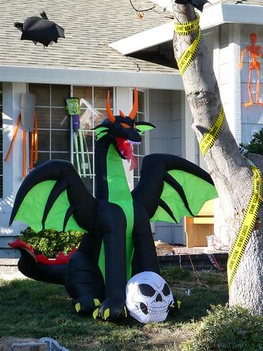 2018-10-21 - Halloween Decorates, Set 2