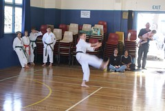 DSC00237 (retro5562) Tags: martialartssport karatemartialart karatekata kata kumite karatekumite teamsport gkr r21 hubtournament karate martialarts 2018 wgtn wellington waterlooschool waterloo lowerhutt newzealand ring1 ring2 male female