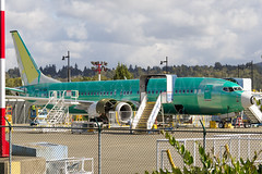 7166 43302 VQ-BGW 737-8 S7 Airlines (737 MAX Production) Tags: b737 boeing737max boeing boeing737 boeing7378 boeing7378max 716643302vqbgw7378s7airlines