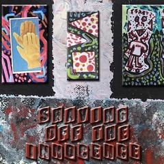 Chris Cross: Shaving off the innocence EP (MOONFLUX) Tags: vaporwave retro art design vapor aesthetics aesthetic vhs cassete digital internet