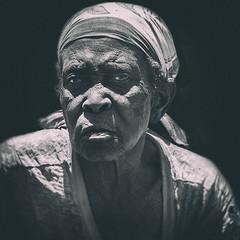 Old Woman, Mazera Kenya (abdulkareemgomezjacobus) Tags: monochroom portrait kenya bw canon5000d yongnuo