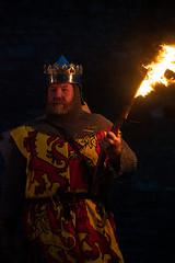 Owain Glyndwr Weekend 2018 (Coed Celyn Photography) Tags: knights knight armour reenactment larp medieval re enact flame torches fire flames burning burn march torchlight torchlit walk parade owain glyndwr harlech castle north wales gwynedd snowdonia eryri cymru cymraeg living history