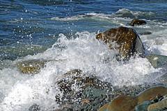 DSC02981 - Wave Action... (archer10 (Dennis)) Tags: sony a6300 ilce6300 18200mm 1650mm mirrorless free freepicture archer10 dennis jarvis dennisgjarvis dennisjarvis iamcanadian novascotia canada marinedrive westernshore soberisland