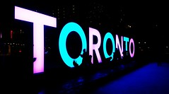 Colours of The 6ix (Galaxiie Photography) Tags: toronto colours colourful nightlights the6ix