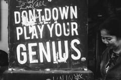 you are genius (bali street photographer) Tags: balistreetphotographer bali streetphotography pasarubud marklchaves blackandwhite ubud ubudmarket balistreetphotography phototour photowalk fujix100s fujifilmxseries