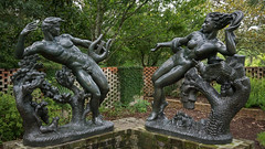 Torn Apart (dayman1776) Tags: sculpture sculptor statue escultura sony a6000 skulptur beautiful woman girl nude naked greek mythology myth roman hades underworld brookgreen gardens south carolina